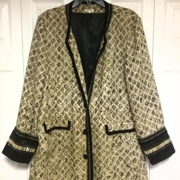 Chicos Jackets & Blazers - Coat